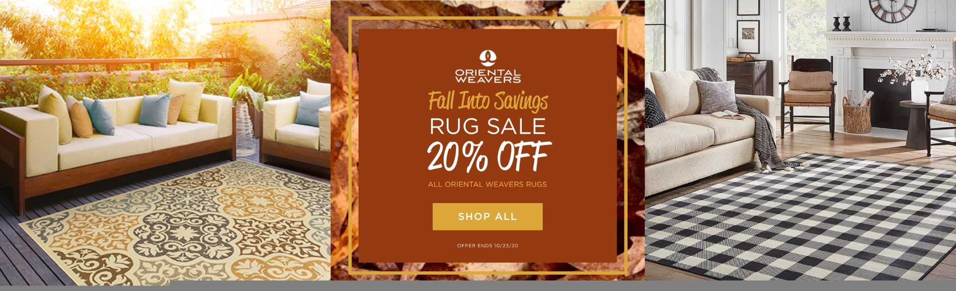 OW Fall Into Savings Sale