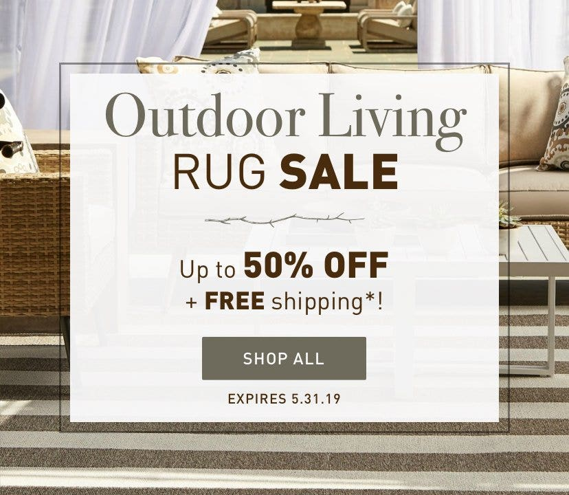 Outdoor Rugs Sale